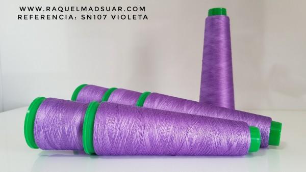 seda natural violeta