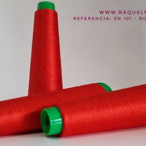 seda natural rojo valentino