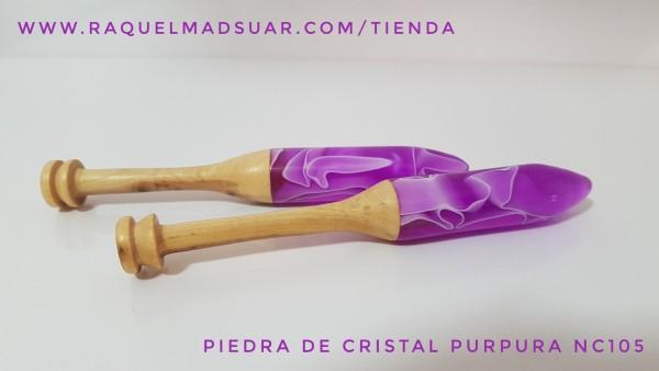 cristal purpura