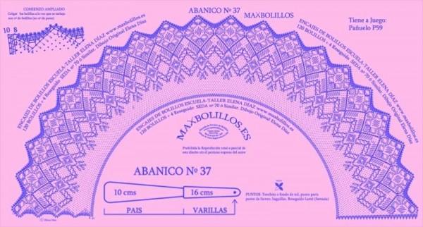 abanico 37