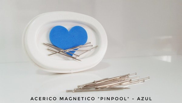 acerico magnetico - azul