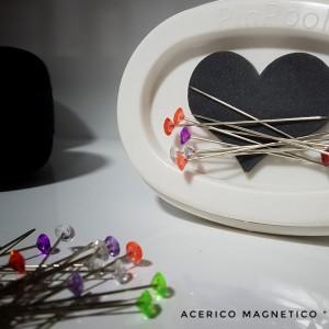 acerico magnetico negro
