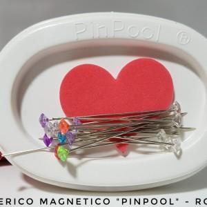 acerico magnetico rojo