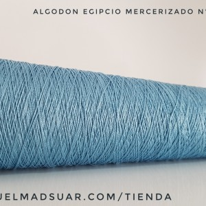 algodon azul baby