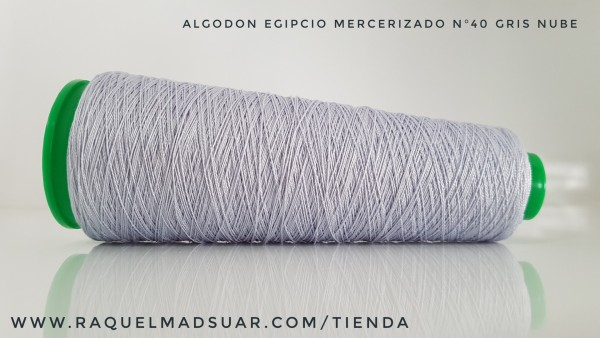 algodon gris nube