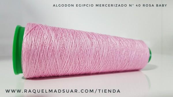 algodon rosa baby