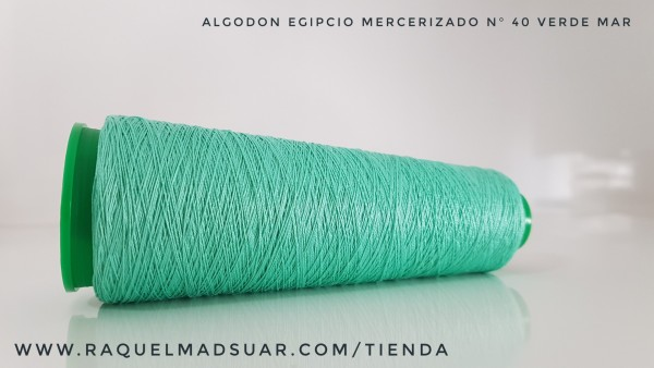algodon verde mar