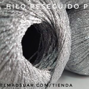 Hilo reseguido Plata