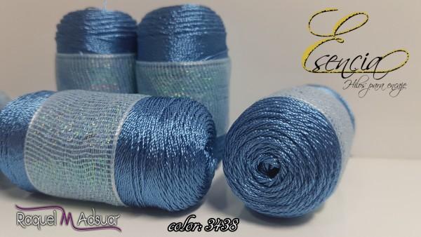 bombonet azul 3438