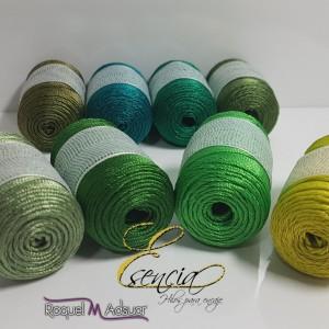 bombonet gama verdes