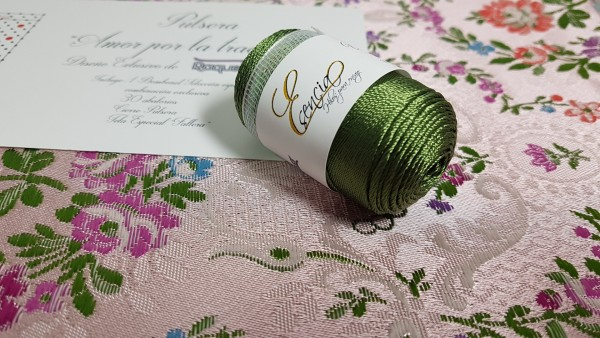 verde pulsera dulzura